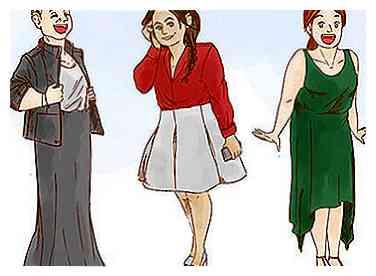 Æbleform tøj til Form din